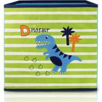 (Pequeninos) Caixa Organizadora Infantil Azul - Azul - Dafiti