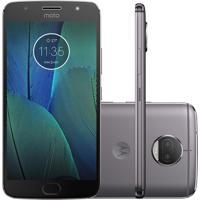 Usado Smartphone Motorola Moto G5S Plus Tv 32Gb Xt1802 Platinum (Muito Bom)