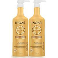 Inoar Kit Daymoist Shampoo + Condicionador 1L - Feminino-Incolor