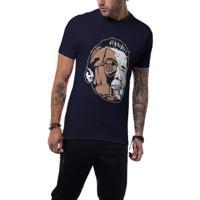 Camiseta Ukkan Terminator Wars Masculina - Masculino