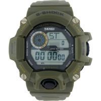 Relógio Skmei Digital 1019 Verde