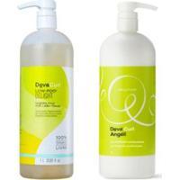 Kit Shampoo E Gel Finalizador Deva Curl - Unissex-Incolor