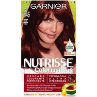 Tintura Garnier Nutrisse Coloríssimos 5546 Cast. Claro Vermelho Irisado - Unissex-Incolor