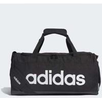 Bolsa Adidas Linear Duffel A Preto