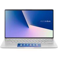 Notebook Asus Zenbook Intel Core I7-10510U, 8Gb, Ssd 256Gb, Windows 10 Home, 14´, Prata - Ux434Fac-A6339T