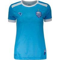 Camisa Azulão Csa Ii 2019 Goleiro Feminina - Feminino