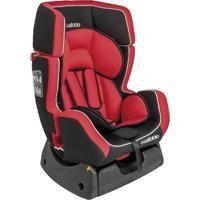 Cadeira Para Auto - De 0 A 25 Kg - Cosmos - Preto Com Vermelho - Kiddo - Unissex