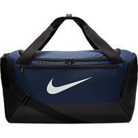 Bolsa Nike Brasília S Duff 9.0 41 Litros - Unissex-Azul+Preto