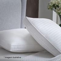 Travesseiro Evidence- Branco- 70X50Cm- 300 Fios