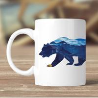 Caneca Bear Side