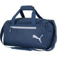 Mala Puma Fundamentals Sport S - Azul Esc/Cinza Cla