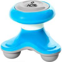 Mini Massageador Corporal T150 Acte Sports - Azul