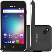 Smartphone Blu Advance 4.0 L2 A030L Dual Chip Desbloqueado Preto