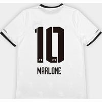 Camisa Sport Recife Ii 2018 Nº 10 Marlone - Torcedor Under Armour Masculina - Masculino