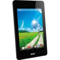 Tablet Acer Iconia One 7 B1-730_2Ck - Preto - Intel Atom - Ram 1Gb - Memória Flash 8Gb - Tela 7'' - Android 4.2