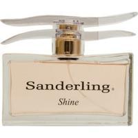 Sanderling Shine Yves De Sistelle Parfums - Perfume Feminino - Eau De Parfum 100Ml - Feminino-Incolor