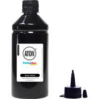 Tinta Para Bulk Ink Espon 194 Aton Preta 500 Ml Corante