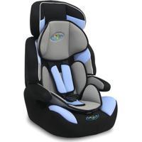 Cadeira Para Automóvel - Azul & Cinza- 69X48X40Cm