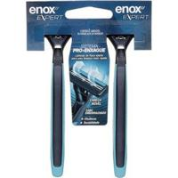 Aparelho De Barbear Enox Expert Para Homens 2Un - Masculino