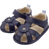 Sandália Bonnie Catz Azul-Marinho