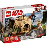 Lego Star Wars - Disney - Star Wars - Cabana Do Yoda - 75208