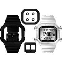 Relógio Champion Yot Troca Pulseira Cp40180Xbt