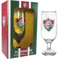 Taça De Cerveja Do Fluminense 300 Ml Em Caixa Personalizada - Unissex