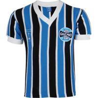 Camisa Grêmio Retrô Libertadores 1983 Masculina - Masculino