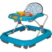 Andador Infantil Tutti Baby Safari - Masculino-Azul