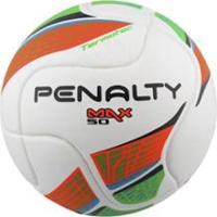 2213e26517 Netshoes  Bola Futsal Penalty Max 50 S  Costura - Unissex