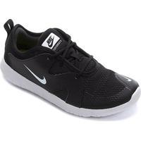 Tênis Infantil Nike Flex Contact 3 Gs - Masculino-Preto+Branco