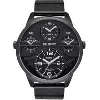 Relógio Orient Mpsct002 P2Px Masculino - Masculino-Preto