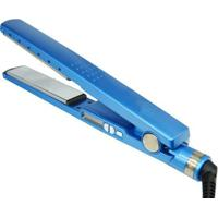 Prancha Chapinha Nano Titanium Profissional Ate 450°F Bivolt Azul