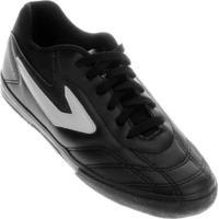 Netshoes  Tênis Topper Dominator 3 Futsal Masculino - Unissex d01429801af4a