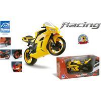 Moto Racing Roma 900 Amarela (442862) Motor Racing Roma 900