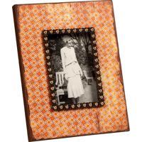 Porta-Retrato De Madeira Decorativo Com Perolas Picture