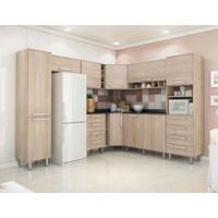 Cozinha Completa Evolution 10 Pt 8 Gv Carvalho