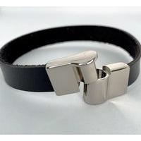 Bracelete Estilo Ráfia Malibu Preto