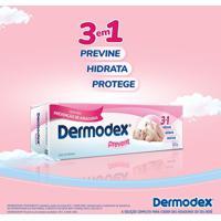 Creme Prevenção De Assaduras Dermodex Prevent 60G