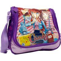 Lancheira Candy Cd6053L Roxa