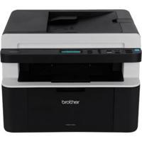 Impressora Multifuncional Laser Brother Dcp-1617Nw 110V Branca E Pret