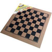 Jogo De Tabuleiro 5X1 Pangué - Xadrez, Dama, Trilha, Vareta E Dominó