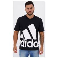 Camiseta Adidas Estampada Fav Bl Preta