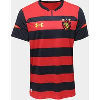 Camisa Sport Recife I 2018 S/N° Torcedor Under Armour Masculina - Masculino