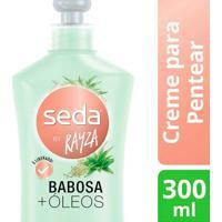 Creme Para Pentear Seda Babosa + Óleos 300Ml