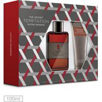 Kit Perfume Antonio Banderas The Secret 100Ml