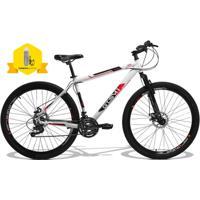 Bicicleta Gts Walk New Aro 29 Freio Disco Câmbio Traseiro Shimano 24 Marchas E Amortecedor - Unissex