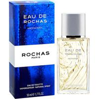 Perfume Eau De Rochas Homme Masculino Rochas Edt 50Ml - Masculino