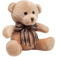 Ursinho Cookie Buba Baby Creme Branco
