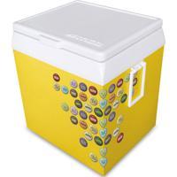 Cervejeira Ártico Horizontal Expositora 60 Litros Ca80T Yellow Beer 110V